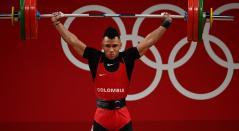 Luis Javier Mosquera, Juegos Olímpicos 2021