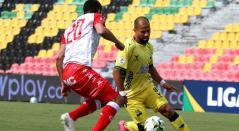 Bucaramanga vs Santa Fe - Liga Betplay