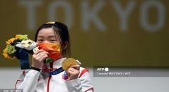 Medallero - Juegos Olímpicos