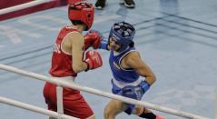 Jenny Arias, boxeadora colombiana