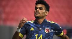 Luis Díaz, jugador de Selección Colombia