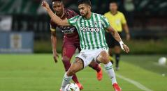 Tolima vs Nacional, Liga Betplay 2021