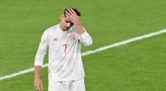 Álvaro Morata en la Eurocopa