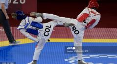 Andrea Ramírez - Taekwondo