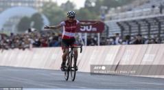 Anna Kiesenhofer ganó el ciclismo femenino de los Olímpicos