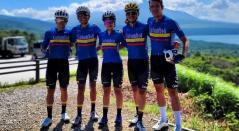 Selección Colombia de ciclismo, Tokio 2021