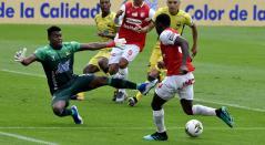 Bucaramanga vs Santa Fe; Liga Betplay 2021