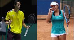 María Camila Osorio y Daniel Galán