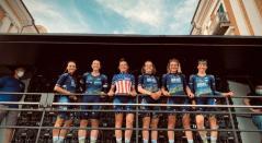 Giro de Italia: Team TIBCO - SVB