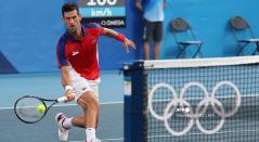 Djokovic - Juegos Olímpicos 2020