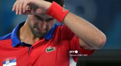 Djokovic, tenista serbio