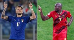 Italia se enfrentará a Bélgica en cuartos de final de la Eurocopa