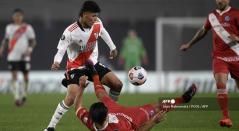 Jorge Carrascal, River Plate 2021-II
