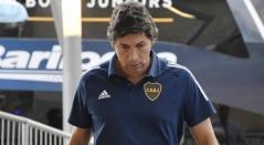Jorge el 'Patrón' Bermúdez, directivo de Boca Juniors