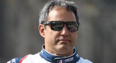Juan Pablo Montoya, piloto colombiano
