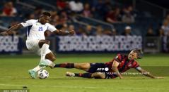 Estados Unidos Vs Martinica en la Copa Oro