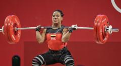 Mercedes Pérez - Juegos Olímpicos