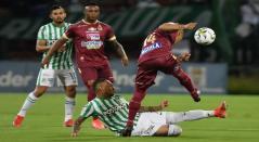 Nacional derrotó a Tolima en la Liga BetPlay