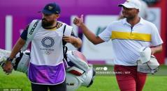 Sebastián Muñoz en los Juegos Olímpicos