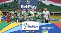 Atlético Nacional con bajas para enfrentar a Patriotas