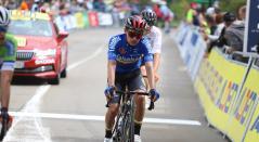 Andrés Camilo Ardila en el Tour de l'Avenir
