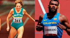 Anthony Zambrano, Ximena Restrepo, Juegos Olímpicos