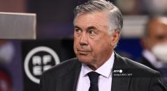 Carlo Ancelotti, técnico del Real Madrid