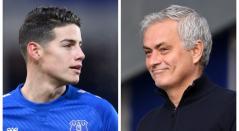 James y Mourinho