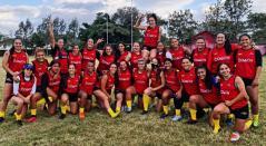 Las Tucanes- Rugby femenino
