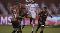 Liga de Quito vs Paranaense