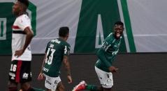 Palmeiras Vs. Sao Paulo
