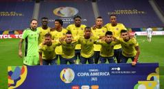 Selección Colombia 2021-II; Copa América