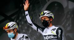 Sergio Luis Henao, ciclista colombiano del Qhubeka