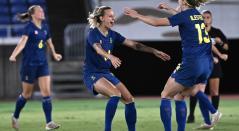 Suecia fútbol femenino