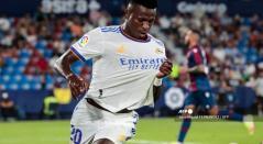 Vinicius JR, Real Madrid 2021-II