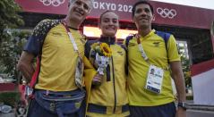 Sandra Arenas, Juegos Olímpicos Tokio 2020