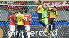 Ecuador vs Chile, Eliminatorias Sudamericanas hoy