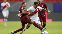 Perú vs Venezuela, Eliminatorias Sudamericanas hoy