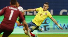 Rafael Santos Borré, Selección Colombia