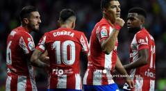 Atlético de Madrid, Liga española