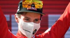 Primoz Roglic, Vuelta a España 2021
