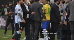 Brasil vs Argentina suspendido por Eliminatoria