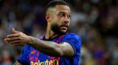 Barcelona hoy, liga española noticias, Memphis Depay