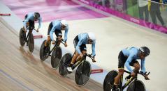 Mundial de ciclismo de pista