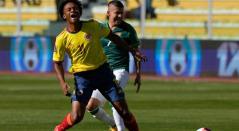Colombia Vs. Bolivia - Eliminatoria