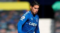 James Rodríguez hoy, Premier League noticias, Everton