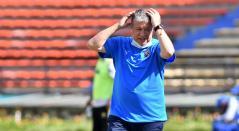 'Bolillo' Gómez, entrenador colombiano