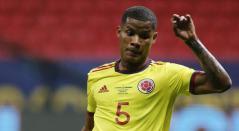 Wilmar Barrios, selección Colombia