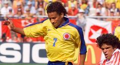 Anthony de Avila, Eliminatorias Qatar 2022, Selección Colombia