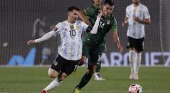 Argentina vs Bolivia